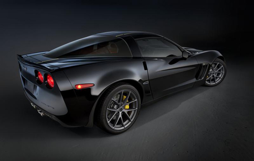 Chevrolet Corvette Jake Edition