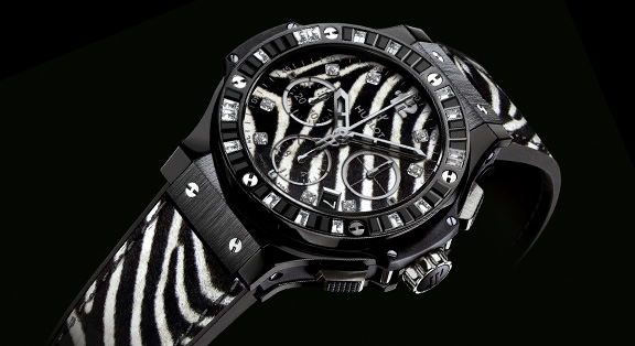Hublot Big Bang Bang Zebra