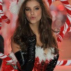 BARBARA PALVIN at Victoria's Secret Fashion Show